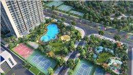 Ra mắt  Sapphire Parkville- tâm điểm xanh của Vinhomes Smart City