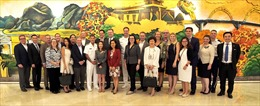Sheraton Grand Đà Nẵng Resort tiếp đón Phái đoàn Quan hệ Ngoại giao Hoa Kỳ mừng kỷ niệm 25 năm thiết lập quan hệ ngoại giao