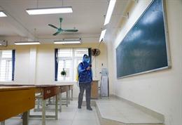 Nhiều địa phương tiếp tục cho học sinh mầm non, tiểu học và THCS nghỉ học
