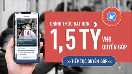 13.000 người dùng VinID ủng hộ hơn 1,5 tỷ đồng phòng, chống dịch COVID-19