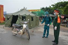 Từ ngày 10/4: Tổ công tác đặc biệt của Bộ Y tế  hỗ trợ Hà Nội dập dịch COVID-19