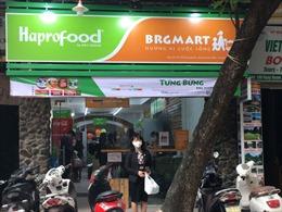 Tập đoàn BRG mở thêm 9 cửa hàng bán lẻ Hapro Food