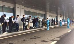 Quy trình đặc biệt đón 340 chuyên gia Hàn Quốc tại sân bay quốc tế Vân Đồn