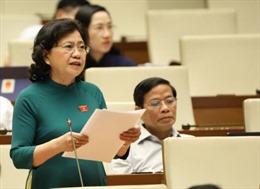Đại biểu Hoàng Thị Hoa: Còn hơn 40 tỉnh, thành chưa có Nghị quyết về triển khai phòng, chống xâm hại trẻ em
