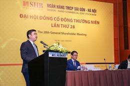 Đại hội Cổ đông lần thứ 28: SHB chuyển đổi mạnh mẽ mục tiêu Top 3 ngân hàng tư nhân lớn nhất Việt Nam