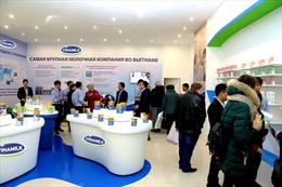 Vinamilk được cấp phép xuất khẩu sản phẩm sữa vào Nga và các nước liên minh kinh tế Á Âu