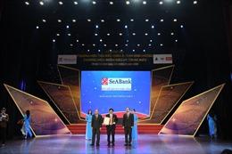 Lần thứ tư liên tiếp SeABank lọt Top 50 thương hiệu tiêu biểu châu Á- Thái Bình Dương