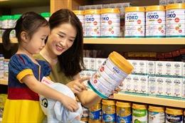 Tám năm liên tiếp Vinamilk là thương hiệu được người tiêu dùng chọn mua nhiều nhất
