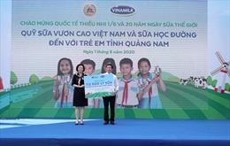Trên 1.300 trẻ em Hà Nội được chăm sóc dinh dưỡng từ Vinamilk và Quỹ sữa Vươn cao Việt Nam