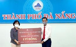 Tập đoàn DOJI 'tiếp sức' Đà Nẵng: Tặng 2 tỷ đồng chống dịch COVID-19