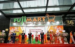 Chính thức khai trương siêu thị FujiMart thứ 2 tại địa chỉ 36 Hoàng Cầu