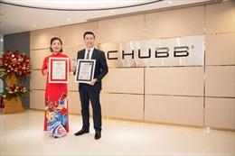 Chubb Life Việt Nam 'rinh' liên tiếp hai giải thưởng lớn