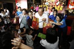 Tập đoàn BRG góp 'Trăng Bình yên'tới trẻ em có hoàn cảnh đặc biệt