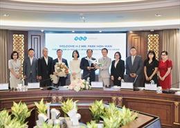 Đại sứ Hàn Quốc tại Việt Nam: 'Sẵn sàng là cầu nối giữa FLC và các đối tác Hàn Quốc'