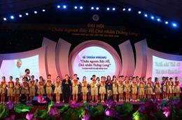 Tuyên dương đại biểu 'Cháu ngoan Bác Hồ'thành phố Hà Nội năm 2020