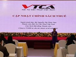 HPA tiếp tục cập nhật, tư vấn chính sách thuế mới năm 2020 cho doanh nghiệp Thủ đô