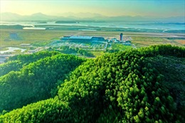 Mục sở thị sân bay sinh thái xanh nhất Việt Nam