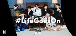 Nhóm nhạc Hàn Quốc BTS xác lập kỷ lục trên TikTok với thử thách #LifeGoesOn