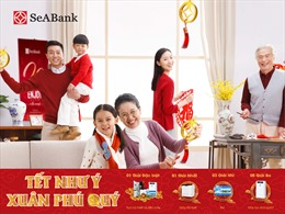 SeABank triển khai chương trình 'Tết như ý - Xuân phú quý'