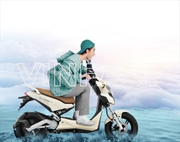3 điểm 10 vượt trội cho xe máy điện VinFast mang dấu ấn nghệ sĩ Sơn Tùng M-TP