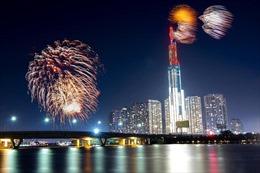Đón năm mới ngoạn mục tại Vinpearl Luxury Landmark 81