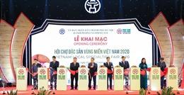90.000 lượt khách thăm quan, mua sắm tại Hội chợ Đặc sản vùng miền Việt Nam năm 2020
