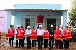 20 'mái ấm' tình nghĩa dành tặng người dân nghèo tỉnh Khánh Hòa