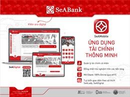 SeABank đồng nhất trải nghiệm ứng dụng ngân hàng số SeAMobile trên các ứng dụng