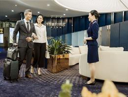 Ra mắt SHB First Club Nội Bài – phòng chờ sân bay đẳng cấp 5 sao