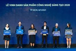 Vsmart-Thương hiệu điện thoại Việt xuất sắc nhất Tech Awards 2020