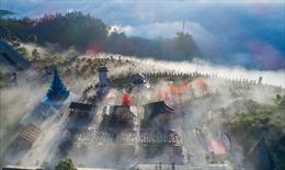 Cơ hội cuối cùng để ngắm 'Thiên đường tuyết rơi' tại Sa Pa mùa đông này