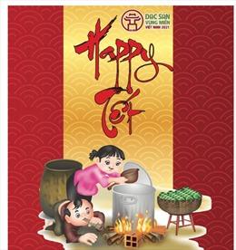 'Hội chợ Đặc sản vùng miền – Happy Tết 2021' khai mạc ngày 27/1 tại Hà Nội