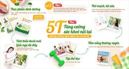 Thuộc 'nằm lòng' công thức 5T+ để tăng cường sức khỏe cho cả gia đình