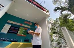 'ATM' tiếp nhận và trả hồ sơ tự động 24/7 đầu tiên ở TP Hồ Chí Minh