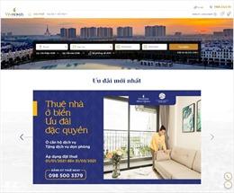 Vinhomes ra mắt sàn giao dịch thuê nhà trực tuyến