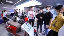 Khai trương 64 showroom xe máy điện kết hợp trung tâm trải nghiệm Vin3S