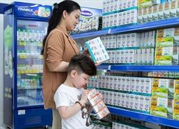Vượt mốc 500 cửa hàng Giấc mơ sữa Việt, Vinamilk tăng trải nghiệm khi mua sắm