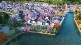 Sun Onsen Village - Limited Edition: Bản hòa ca kiến trúc và thiên nhiên