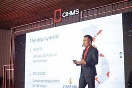 Vingroup ra mắt bộ giải pháp chuyển đổi số quản lý khách sạn toàn diệnCiHMS