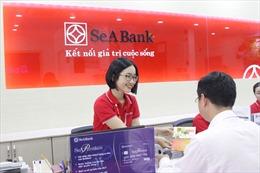 Lợi nhuận trước thuế quý I/2021 của SeABank đạt 698,3 tỷ đồng