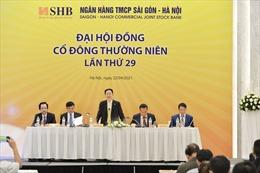 Đại hội Đại cổ đông lần thứ 29: SHB đặt mục tiêu số 1 về hiệu quả kinh doanh và công nghệ