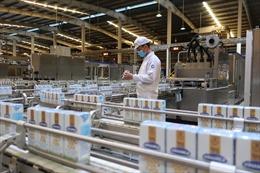 Vinamilk liên tục dẫn đầu ngành hàng sữa nước nhiều năm