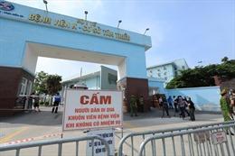 Hà Nội: Phong tỏa 3 cơ sở Bệnh viện K  do có nhiều ca dương tính với SAR-CoV-2