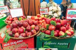 BRG Retail  tổ chức 'Tuần lễ táo New Zealand'