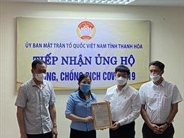 Sun Group ủng hộ Thanh Hóa 10 tỷ đồng phòng chống dịch COVID-19