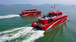 Bộ GTVT ủng hộ dùng tàu cao tốc đường thủy chở hàng thiết yếu