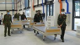 Hà Nội: Có thể trưng dụng chung cư chưa bàn giao làm bệnh viện dã chiến