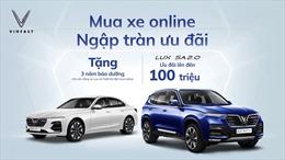 VinFast triển khai giải pháp kinh doanh ô tô trực tuyến toàn diện đầu tiên tại Việt Nam