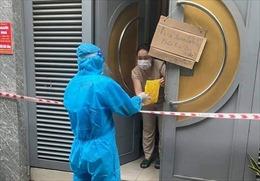 TP Hồ Chí Minh: Những 'túi thuốc vàng'  tiếp sức cho các F0 đang điều trị, cách ly tại nhà