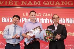 Công bố đề cử giải thưởng 'Bùi Xuân Phái- Vì tình yêu Hà Nội' lần thứ 14-2021